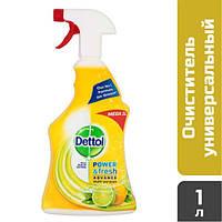 Очиститель универсальный антибактериальный Dettol Цитрус, 1 л