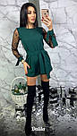 Женский комбинезон с сеткой (4 цвета), фото 3