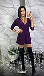Женский комбинезон из люрекса шортами (3 цвета), фото 2