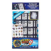 Страницы для Альбома Коллекционера Yo-kai Watch Hasbro (B6046)