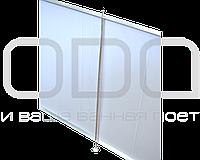 """Екран під ванну ODA 150х50см білий """"Універсал"""" / ЭС 150-50 УБ, фото 1"""