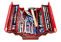 Набор инструментов KING TONY 103 ед. в металлическом ящике