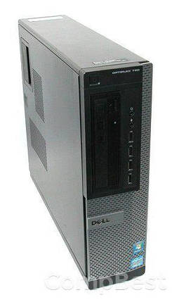 Dell Optiplex 790 DT / Intel® Core™ i7-2600 (4 (8) ядра по 3.40 - 3.80 GHz) / 4 GB DDR3 / 500 GB HDD, фото 2