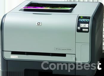 HP LJ CP1514N / лазерный цветной / А4 / 600 x 600 dpi / Состояние нового (пробег 4 000 копий)