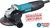 Кутова шліфмашина Makita GA5030 (720Вт; 125мм; 11000об/хв)