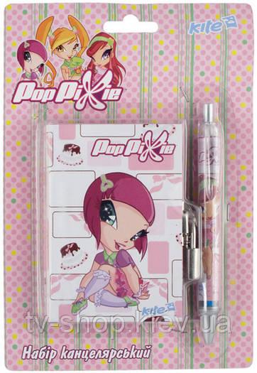 Блокнот на замке с ручкой Pop Pixie