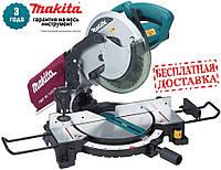 Торцов. пила Мakita MLS100 (1,5кВт; 255х30мм; 4200об/хв; 14,7кг)