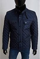 Куртка мужская демисезонная GS 114923_1 синяя