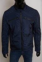 Куртка мужская демисезонная GS 834262_1 синяя