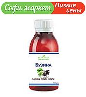 БАЖ «Бузина — целебные ягоды и цветы» (Sambúcus nígra) (100мл) Даника фарм