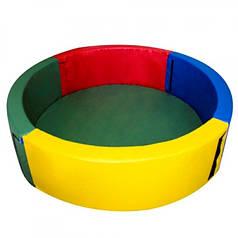 Сухой бассейн круглый 150*40 см Тia-sport