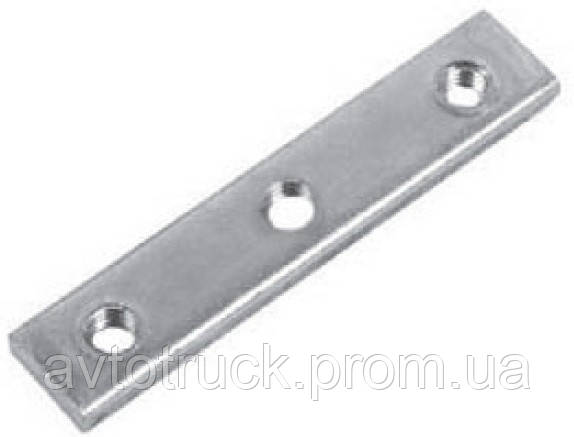 Подкладка для петли бортовой для полуприцепа, 100 мм
