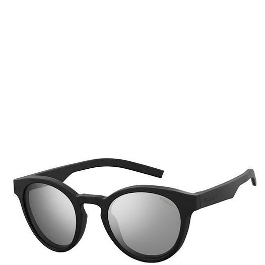 Солнцезащитные очки Polaroid Очки женские в гибкой оправе с ультралегкими  поляризационными зеркальными линзами POLAROID (ПОЛАРОИД 36a9ee7e1cc61