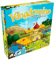 Доминошное королевство, настольная игра, Feelindigo (FI17009)