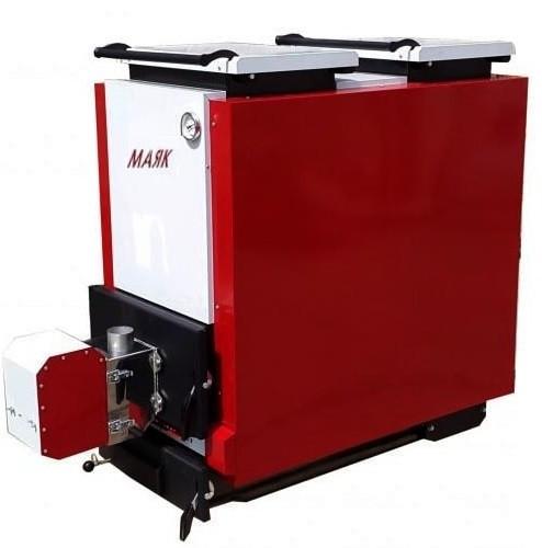 Шахтный котел длительного горения Маяк КТШ ECO LONG BURNING 20 кВт