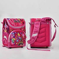 Рюкзак школьный N 00150 (30) 2 кармана, спинка ортопедическая, ножки пластиковые