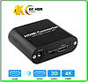 Конвертер HDMI аудио 4 К 60 Гц 5,1 ARC TOSLINK SPDIF