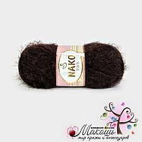 Пряжа Paris Париж Nako, № 11270, коричневый
