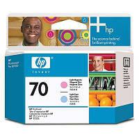 Печатающая головка HP No.70 Light Cyan and Light Magenta (C9405A)