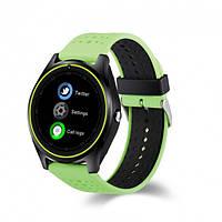 Смарт-часы Smart Watch V9 Черные (14-SW-V9-02) — в Категории