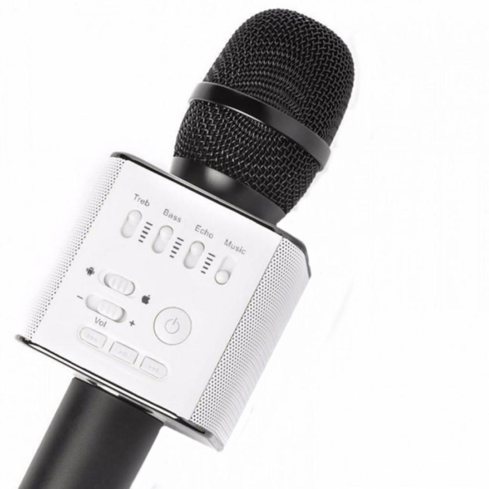 Микрофон Q9  в чехле