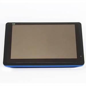 GPS навигатор 8001 ddr2-128mb, 8gb HD емкостный экран
