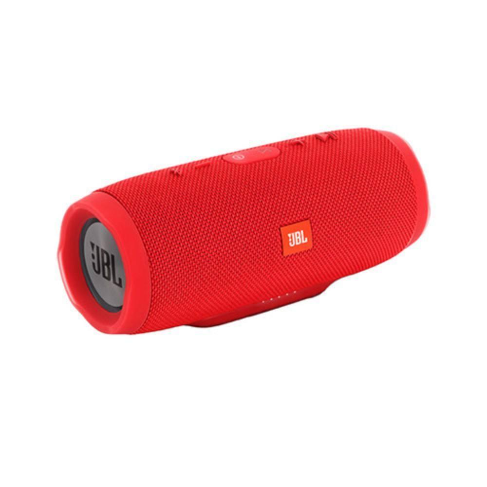Портативная колонка Bluetooth  JBL Charge E3 Красная  + ПОДАРОК: Держатель для телефонa L-301
