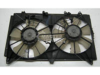 Вентилятор осн радиатора 2.3 для Mazda CX-7 2006-2012 168004950, 168005050, L33L15025C, L33L15025D, L33L15025E