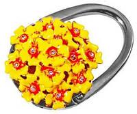 Держатель для сумки Jinli «Желтый букет»