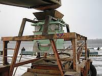 Дозаторы для погрузки зерна в баржи