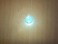 Мембрана водяного блока для колонок китайского производства Selena, Гретта, Амина и др.(диаметр 53мм силикон)