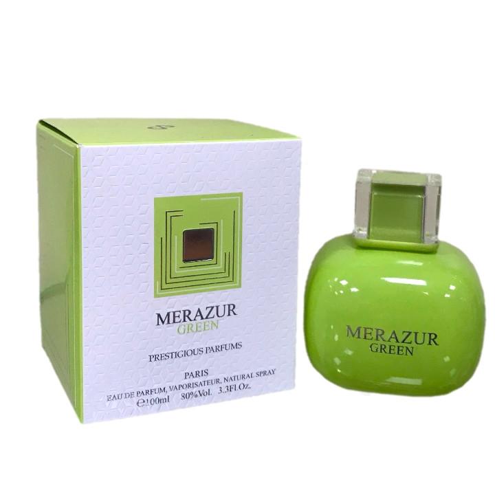 Парфюмированная вода для женщин Merazur Green 100 мл