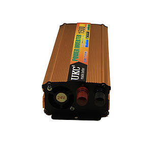 Преобразователь AC/DC SSK 1500W 24V + ПОДАРОК: Настенный Фонарик с регулятором BL-8772A, фото 2