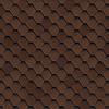 Битумная черепица SHINGLAS Ультра Самба(коричневый)