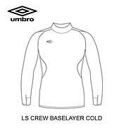 Реглан UMBRO LS CREW BASELAYER COLD