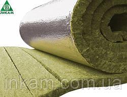 Ламельные маты Paroc Hvac Lamella Mat 35 Alu Coat 30 мм
