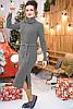 Повседневное теплое платье Мария 48-60рр, фото 2