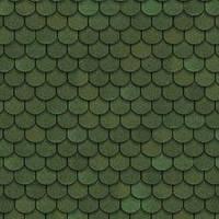 Битумная черепица SHINGLAS Классик Танго(зеленый)
