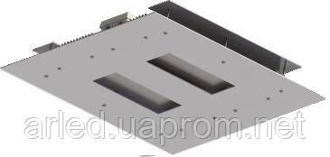 Светильник ODAZS - LED 120 Вт. А+  для АЗС, фото 2