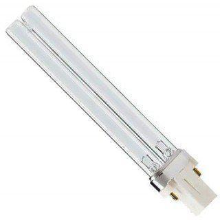 Сменная УФ лампа для стерилизатора 7W 2-pin,G-23,PL-S