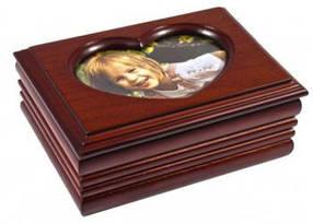 Шкатулка для украшений King Wood «Memory»