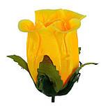 Букет бутон роз, 63см (10 шт в уп), фото 3