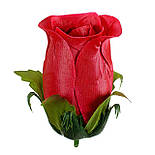 Букет бутон роз, 63см (10 шт в уп), фото 4