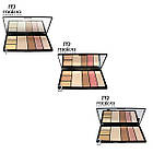 Набор корректоров для лица Malva Cosmetics Protection Palette М470 , фото 2
