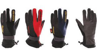 Велоперчатки Axon 650 XS Black