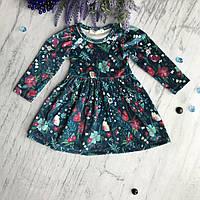 Платье на девочку Breeze 12-12п. Размеры 74 см, 80 см, 86 см,92 см, 98 см, фото 1