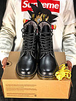 Ботинки женские зимние  Dr. Martens. ТОП КАЧЕСТВО!!! Реплика класса люкс (ААА+), фото 1