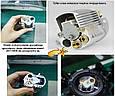 Лазерный проектор STAR SHOWER 2 цвета, фото 3