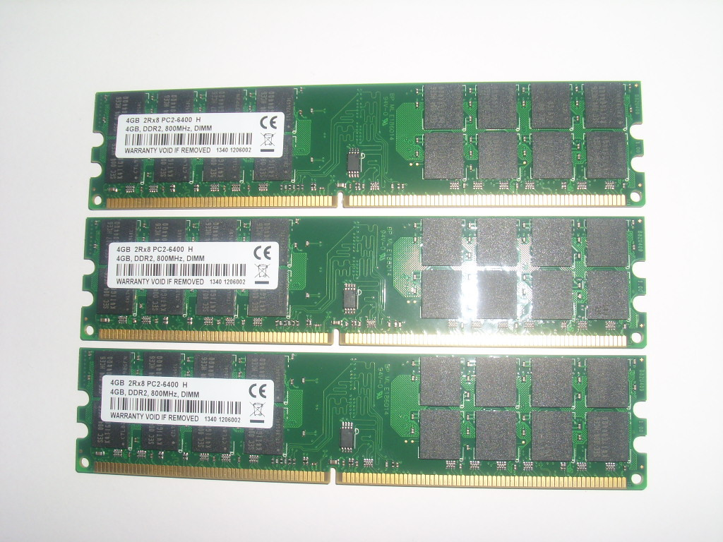 Память оперативная DDR2 4Gb 800MHz PC6400 для AMD