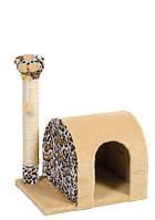 Дряпка Природа «Кошка-дом» 37*46*53